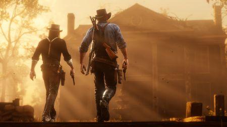 Слух: Red Dead Redemption 2 для ПК покажут 22 апреля. Она выйдет эксклюзивно для Epic Games Store