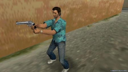 Лучшие моды на оружие для GTA Vice City и GTA 3