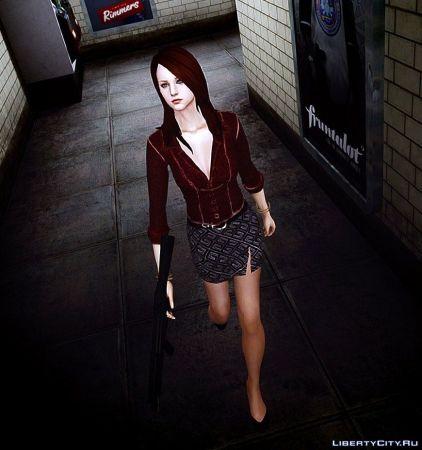 Подборка модов с красивыми девушками для GTA 4
