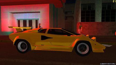 Подборка машин для GTA Vice City