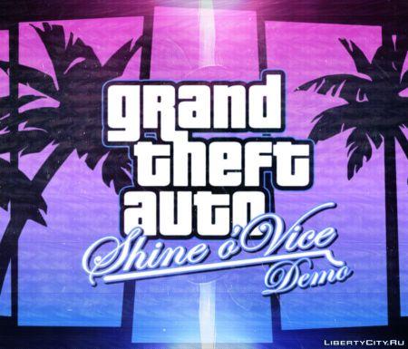 Русификатор для Shine o' Vice и другие авторские моды на LibertyCity