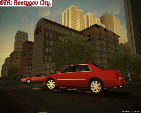 Подборка модов с новыми локациями для GTA Vice City и GTA 3