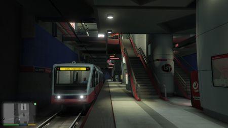 Эволюция общественного транспорта в GTA