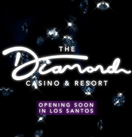 Первые сведения об обновлении GTA Online – казино-отель Diamond скоро откроется