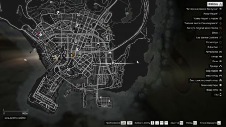 Где найти все игральные карты - карта игральных карт в GTA Online