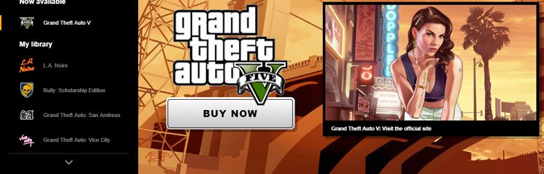 Скачать последнюю версию Rockstar Games Launcher