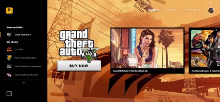 Rockstar Games выпустила собственный лаунчер ПК игр