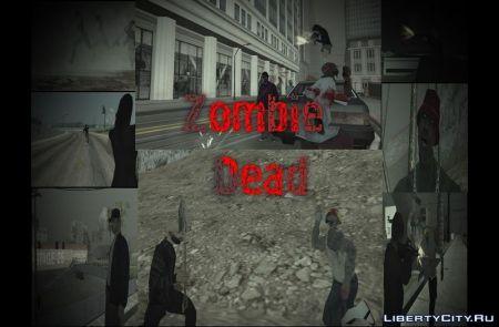 GTA 3 Just City, Zombie Dead 2.0, «Лёгкая цель» и другие авторские моды недели на LibertyCity