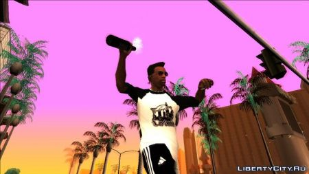 How to install new animations for GTA: San Andreas