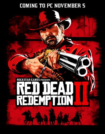 Названа дата выхода Red Dead Redemption 2 на ПК