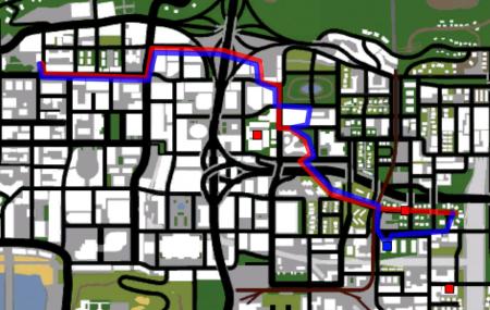 Найден способ пройти Grand Theft Auto: San Andreas менее, чем за полчаса