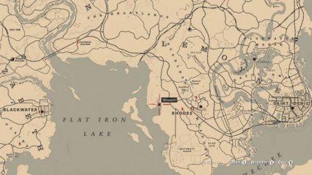 Места укрытия банд Red Dead Online - где найти вражеские лагеря и как их расчистить