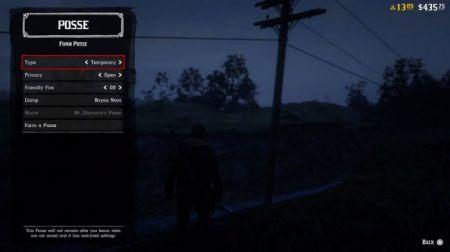 Как создать отряд в Red Dead Online или присоединиться к существующему