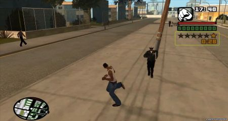 Wanted Timer, иконки в стиле RDR 2, пак скинов для GTA SA и другие авторские моды недели на LibertyCity