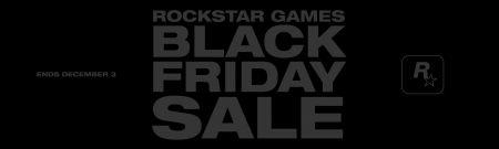 «Черная пятница» настигла Rockstar Games: GTA 5, RDR 2 и другие игры с большими скидками
