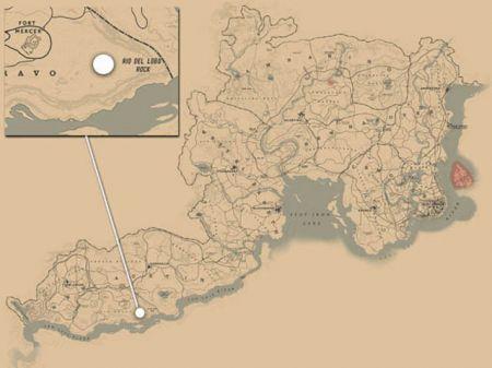 Зеброидный гнедой Мустанг в RDR 2 - где найти, цена и характеристики