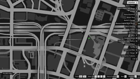 Как разблокировать Ави Шварцмана для ограблений в GTA Online: карта глушителей сигнала