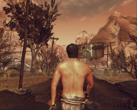 Обсуждение: Outlander of Wasteland Demo - постапокалипсис в мире кибербанка
