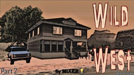 Outlander of Wasteland, VCS Style Suits, Wild West part 2 и другие авторские моды недели на LibertyCity