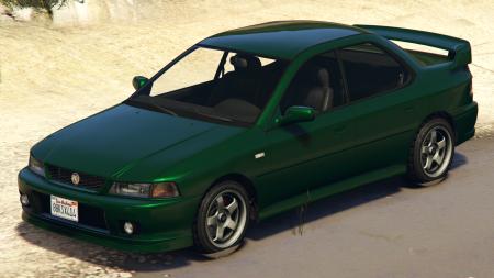 В GTA Online разблокирован новый автомобиль — Sultan Classic