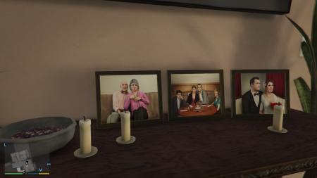 Background: Как жила семья Майкла до событий GTA V?