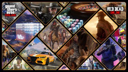 Rockstar Games анонсировала несколько больших обновлений и ряд сюрпризов для GTA Online в этом году