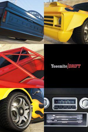 В GTA Online стал доступен новый маслкар — Declasse Drift Yosemite