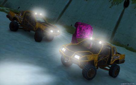 Наше дело правое, брутальный Клод, машины в стиле Far Cry и другие авторские моды недели на LibertyCity