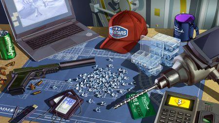 Из хранилища казино в GTA Online теперь можно украсть бриллианты