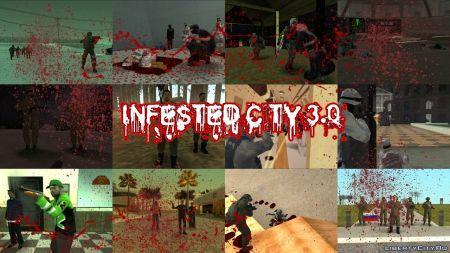 Infested City 3.0, Hidden Clothes Menu, коллизия интерьеров и другие авторские моды недели на LibertyCity