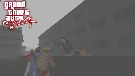 Солнечный Vice City превратился в мрачный мир пост-апокалипсиса с новым глобальным модом
