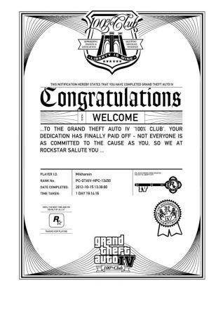 Топ-10 самых сложных достижений GTA IV