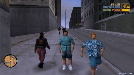 Fall of Vice City, Ballistic Armour v2, Жизненная ситуация V3.0 и другие авторские моды недели на LibertyCity