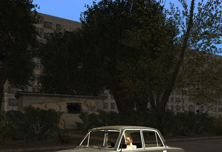 Суровую и мрачную Россию перенесли в GTA San Andreas