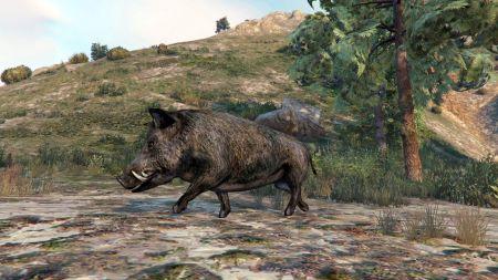 В GTA Online вернули лофофоры. Теперь можно играть за снежного человека и других животных