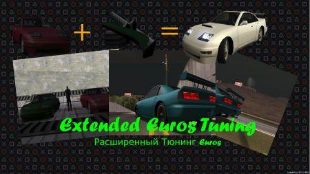 Extended Vanilla Vehicles 2, Дорожная ситуация 2, История семей Гроув и другие авторские моды недели на LibertyCity