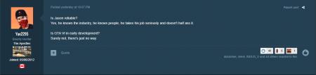 Два проверенных инсайдера прокомментировали слова редактора Kotaku о GTA 6