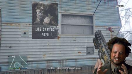 Игроки увидели намёк на GTA 6 в одной из новых миссий GTA Online
