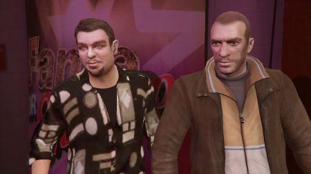 Grand Theft Auto IV исполнилось 12 лет!