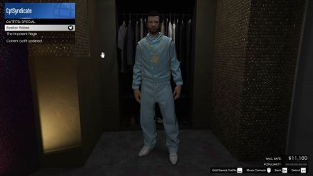 Как получить секретный костюм Эпсилониста в GTA Online