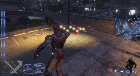 Iron Man Endgame mod released for GTA V