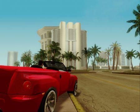 Моддер показал скриншоты глобального мода для GTA SA с атмосферой Майами