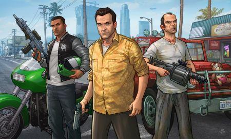Слух: GTA 5 станет бесплатной в Epic Games Store