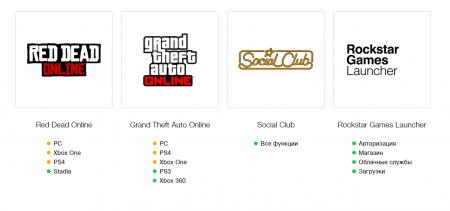 Сервера GTA Online и Red Dead Online перестали работать из-за бесплатной раздачи GTA 5