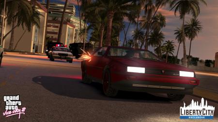 Модификация GTA Vice City 2, переносящая Вайс-Сити на движок GTA 4, станет эксклюзивом LibertyCity