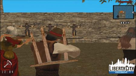 Моддеры создают полноценную RPG на морскую тематику на движке GTA San Andreas