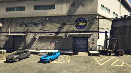 Rockstar Games доработала продажу автомобилей в Los Santos Customs. Это защитит игроков от гриферов