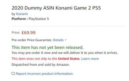 На Amazon появилась страница с неизвестной игрой от Rockstar для PS5