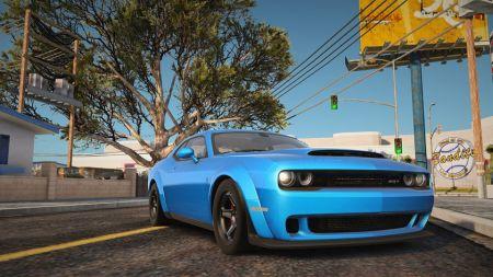 Такой графики вы ещё не видели: моддеры показали скриншоты новой версии SA Direct X