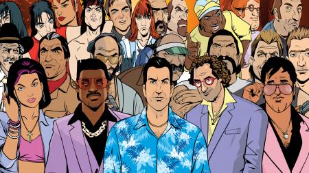 Тест: какой ты персонаж из GTA Vice City